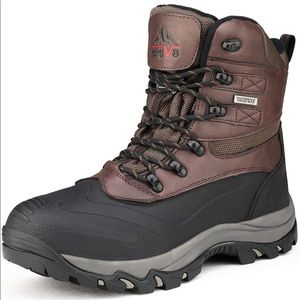 Waterproof Construction Rubber Winter Snow Boots